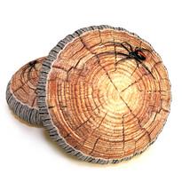 Pernă cu formă 3D, Rădăcină, 34 cm