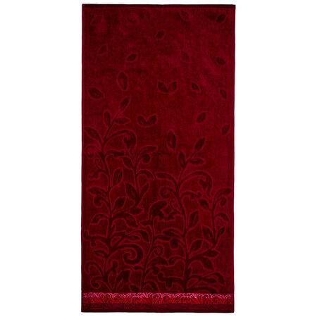 Uterák Skyline červená, 50 x 100 cm