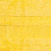 Osuška Bamboo žlutá, 70 x 140 cm