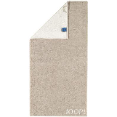 JOOP! Osuška Gala Doubleface Stein, 50 x 100 cm