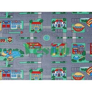 Spoltex Dětský koberec Playground, 95 x 200 cm, 95 x 200 cm