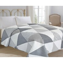 Háromszög ágytakaró, 220 x 240 cm