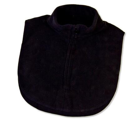 Fleecová vsadka, černá