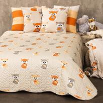 4Home Little Fox gyermek ágytakaró, 140 x 200 cm