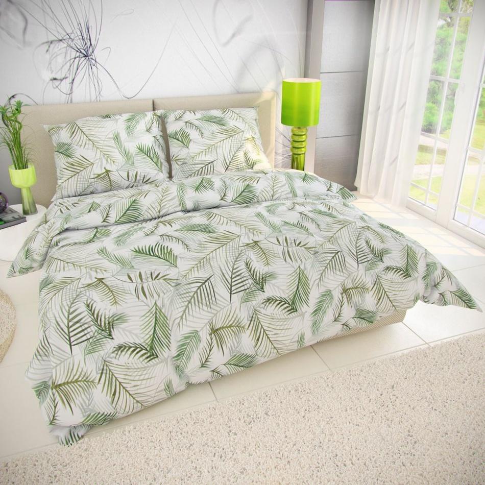 Kvalitex Bavlnené obliečky Tropicana, 220 x 200 cm, 2 ks 70 x 90 cm