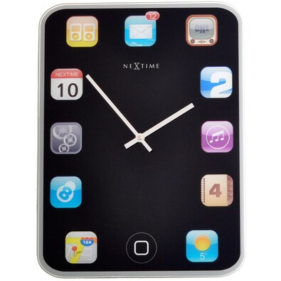 Nextime 5181 Mini Wallpad nastěnné hodiny