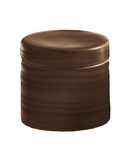 Pojemnik brązowy,