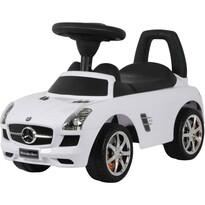 Buddy Toys BPC 5110 Odstrkovadlo Mercedes Benz SLS, bílá