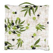 Sedák široký Olivy, 40 x 40 cm