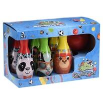 Set de bowling pentru copii Animale