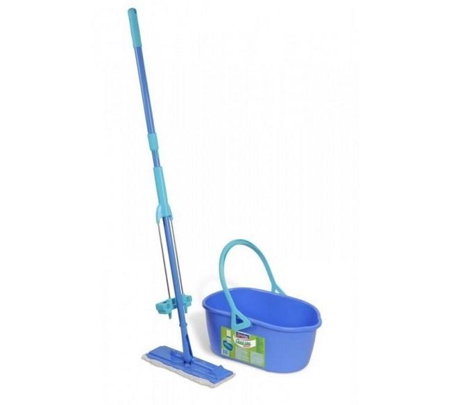Sada kbelík a mop Spontex Quickmax