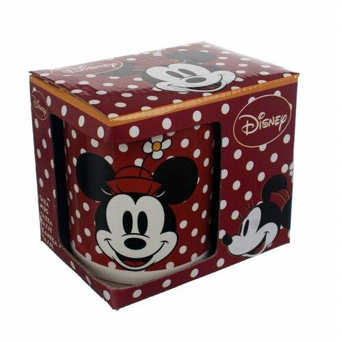 Banquet Hrnek Minnie v dárkovém boxu, 325 ml