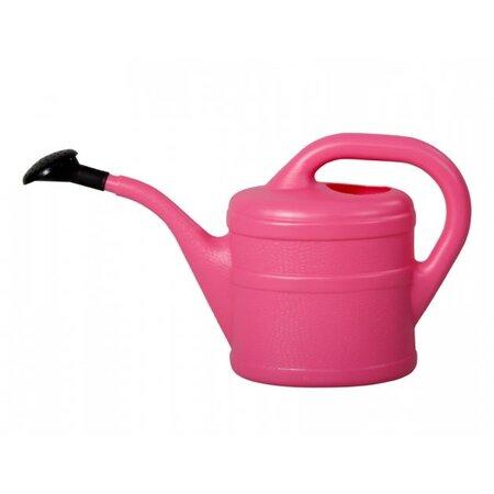 Műanyag locsoló 10 l – rózsaszín