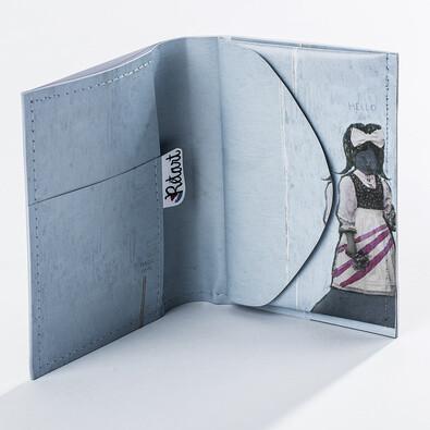 Peněženka Dagmara Tragorová 12 x 19 cm
