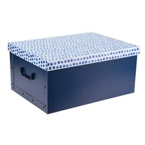 Úložný box Puntík 51 x 37 x 24 cm