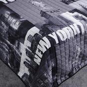 Přehoz na postel Manhattan, 220 x 200 cm
