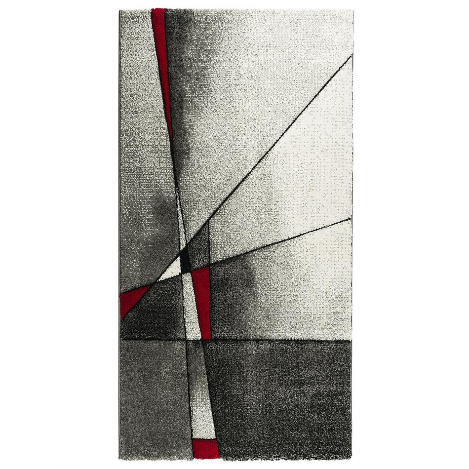 Oriental weavers moderní koberec Brilliance červený, 160 x 230 cm
