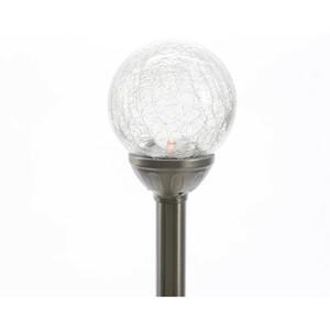 Solární LED zahradní světlo Bari, 30,5 cm