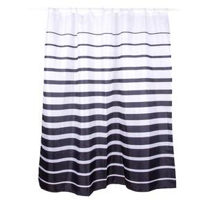 Sprchový závěs Stripes, 180 x 180 cm