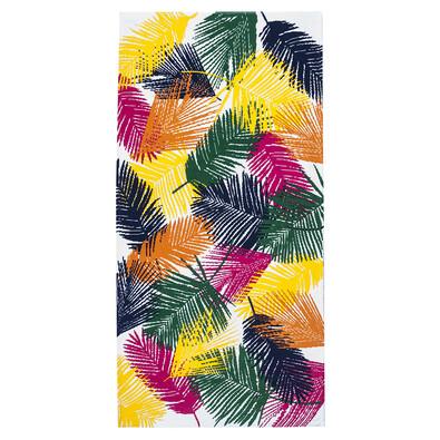 4Home Plážová osuška Peříčka, 75 x 150 cm
