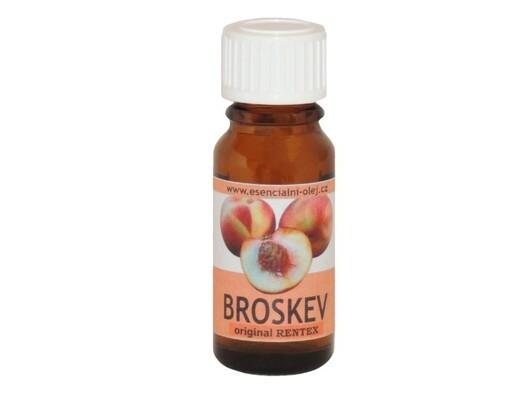 Vonný olej s vůní zázračné broskve