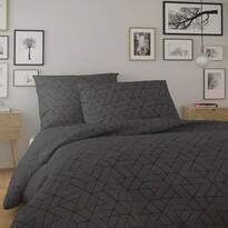 Lenjerie de pat din bumbac Nordic Frida