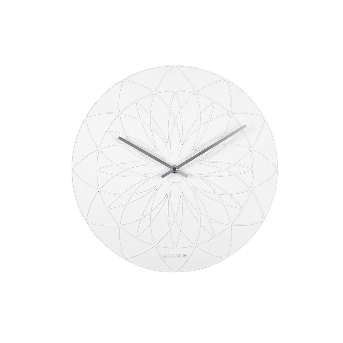 Designové nástěnné hodiny 5836WH Karlsson 35cm