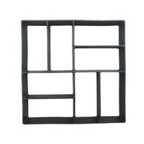 Forma do betonu Mistrz kafelkarz, 40 x 40 x 4 cm