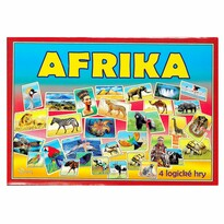Spoločenská hra Afrika