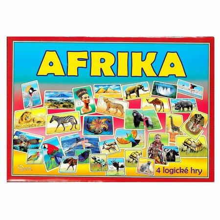 Společenská hra Afrika