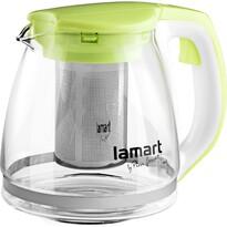 Lamart LT7026 konvice Verre 1,1 l, zelená