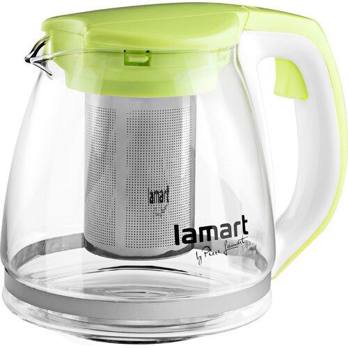 Cană Lamart LT7026 Verre 1,1 l, verde