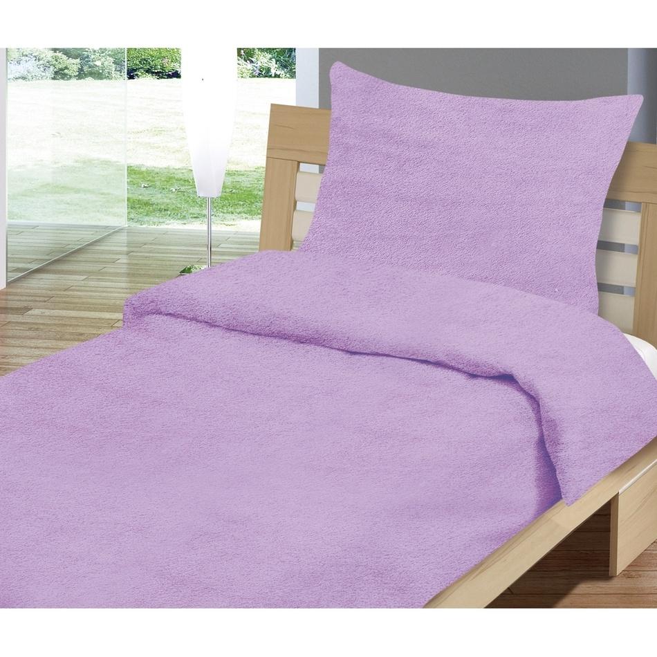Bellatex obliečky mikrovlákno Mikro fialovej 140x200 70x90