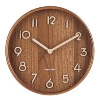 Karlsson 5808DW Designové nástěnné hodiny pr. 22 cm