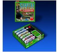 Hra Dostihy a sázky cestovní Dino Toys