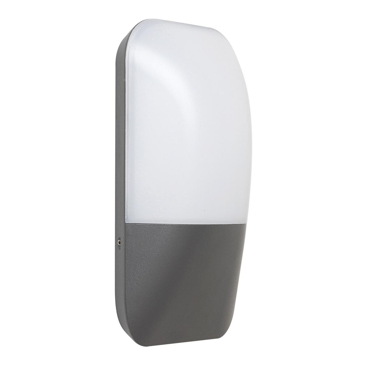 Rabalux 7996 Ecuador Venkovní LED nástěnné svítidlo, šedá