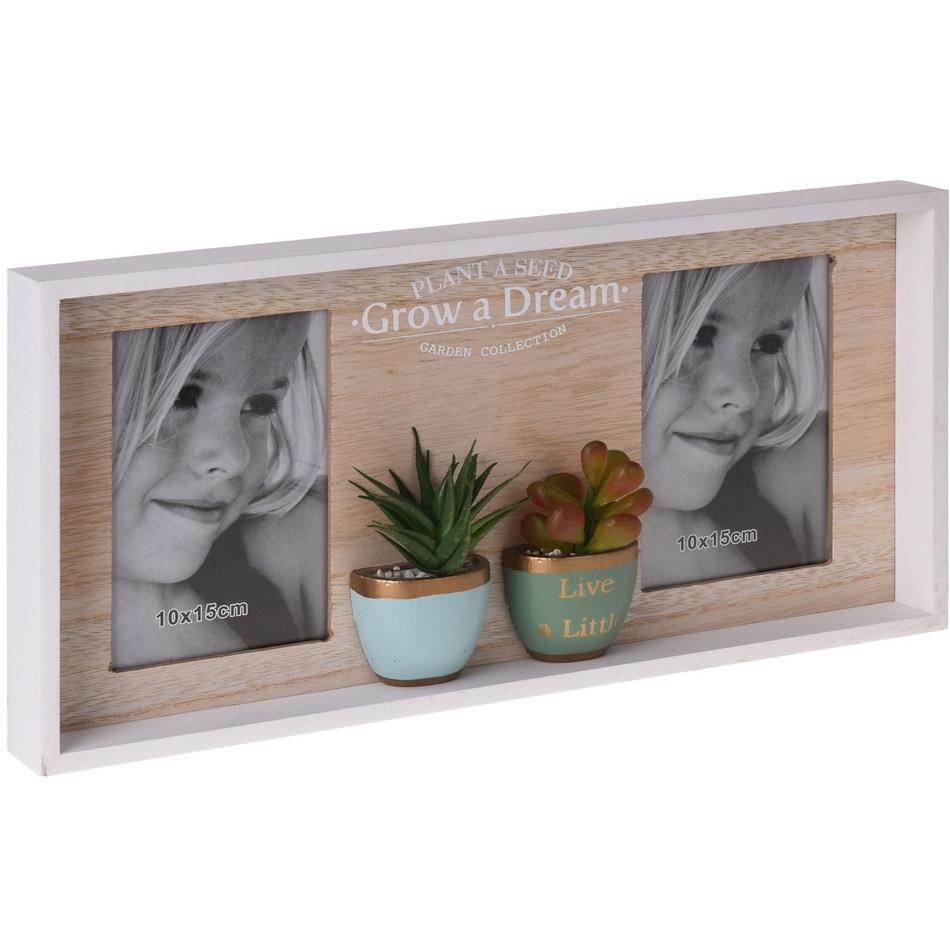Koopman Fotorámček Grow a Dream, 40 x 20 cm