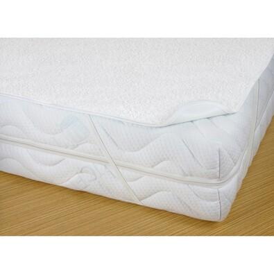 Chránič matrace s PVC záterom, nepriepustný, 160 x 200 cm
