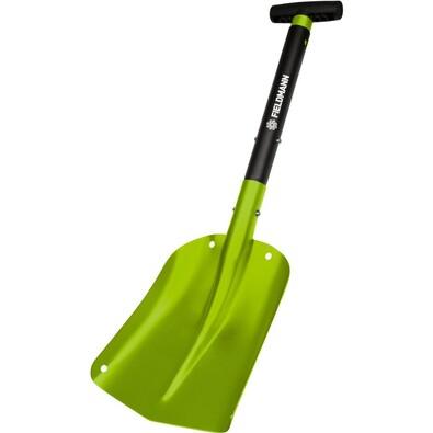 Fieldmann FPL 4002 skládací hliníková lopata zelená
