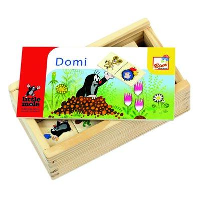 Bino Domino Krtek, 28 ks