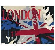 Arte Espina koberec Word Up London, 120 x 180 cm