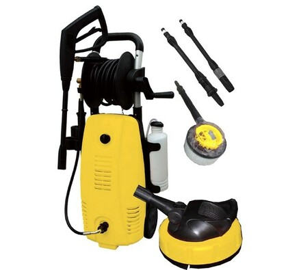 Vysokotlaký čistič HPC 1850TL, Matrix, žlutá
