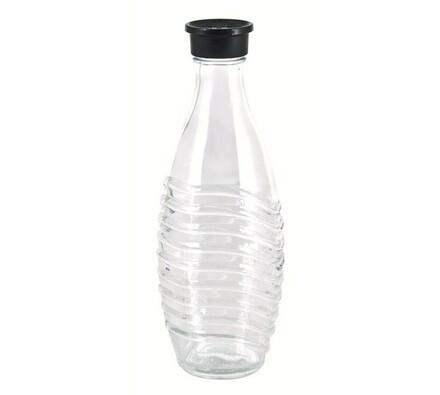 SodaStream láhev 0,7 l skleněná Penguin, transparentní
