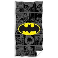 Batman Story törölköző, 70 x 140 cm