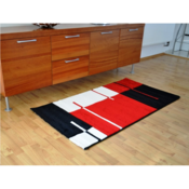 Kusový koberec Hawaii 1310 Red, 80 x 300 cm
