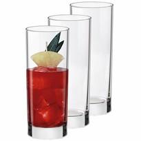 Bormioli Rocco 3-dielna sada pohárov Cortina, 275 ml