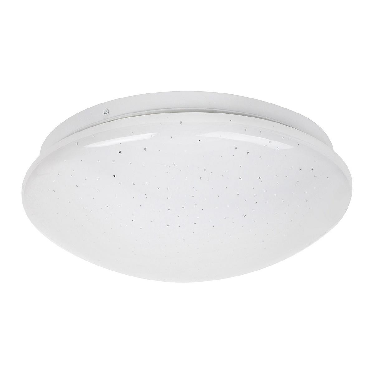 Rabalux 3936 Lucas Lampa sufitowa LED biały, śr. 26 cm