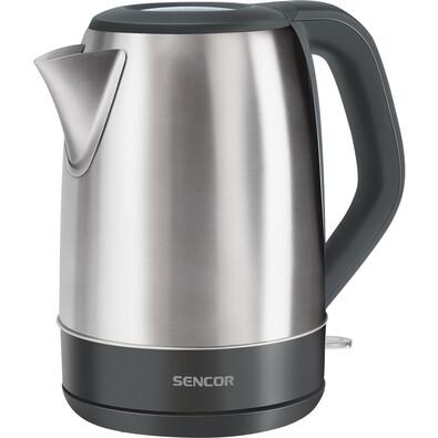 Sencor SWK 1711SS rychlovarná konvice 1,7 l, stříbrná