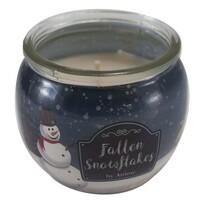Vonná sviečka Fallen Snowflakes, 85 g