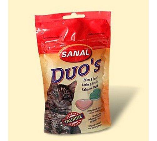 Sanal duo's losos/pstruh, 50g